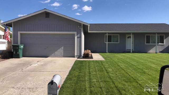 1277 Franklin Lane, Gardnerville, NV 89460 (MLS #200000883) :: Ferrari-Lund Real Estate