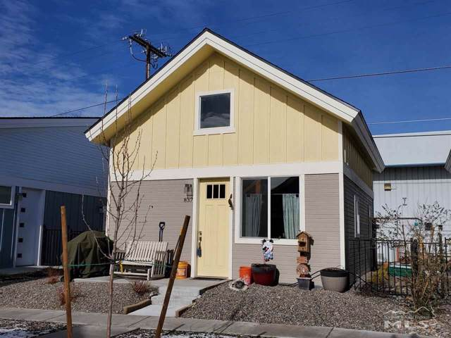 837 Ryland St., Reno, NV 89502 (MLS #200000885) :: The Mike Wood Team