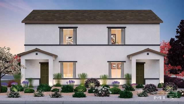 9820 Salty Dog Drive #11, Reno, NV 89506 (MLS #200000912) :: Chase International Real Estate