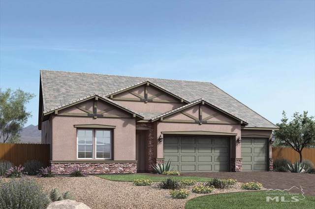 9425 Hawkshead Rd Homesite 93, Reno, NV 89521 (MLS #200000923) :: Harcourts NV1