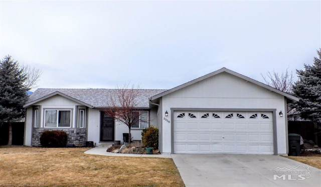3556 Loam Lane, Carson City, NV 89705 (MLS #200000932) :: Ferrari-Lund Real Estate