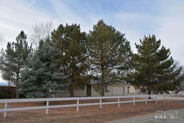 1369 Judy Street, Minden, NV 89423 (MLS #200000955) :: Ferrari-Lund Real Estate