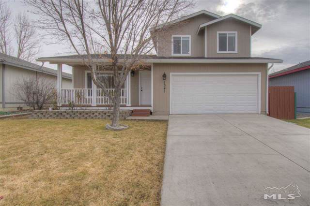 1341 Cahi Cir, Gardnerville, NV 89460 (MLS #200000957) :: The Mike Wood Team