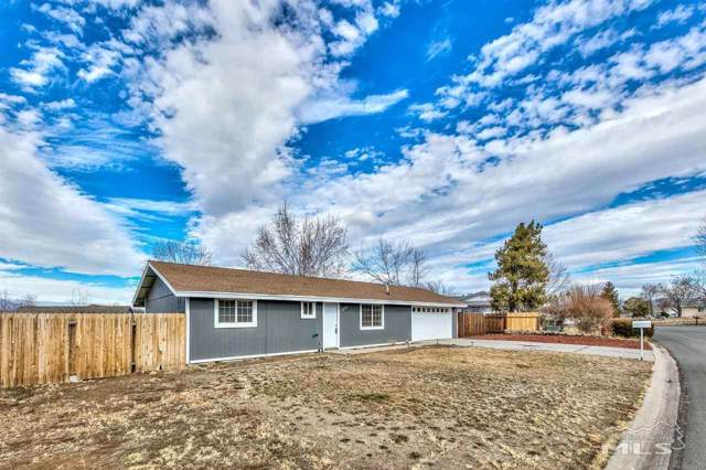 1214 Manhattan Way, Gardnerville, NV 89460 (MLS #200000958) :: The Mike Wood Team