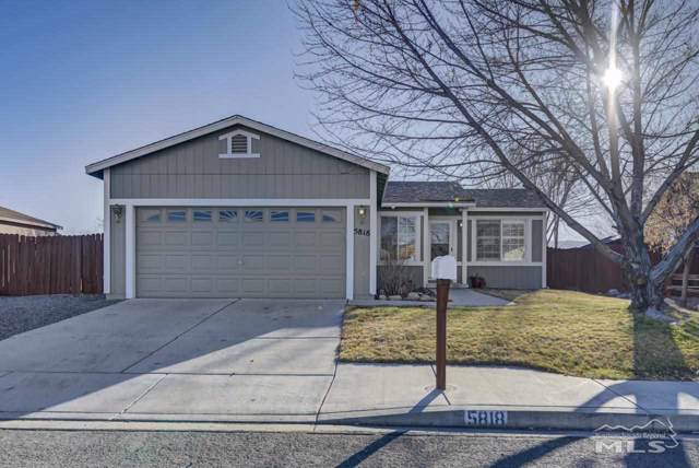 5818 Lightning Ct, Sun Valley, NV 89433 (MLS #200000959) :: The Mike Wood Team