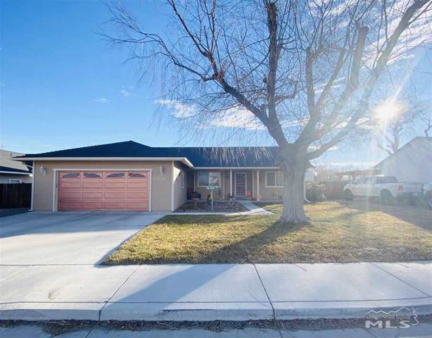 1240 Browne Lane, Fernley, NV 89408 (MLS #200000965) :: The Mike Wood Team