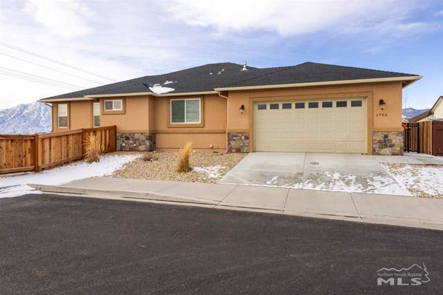 1702 Rosso Ct., Minden, NV 89423 (MLS #200000968) :: Chase International Real Estate
