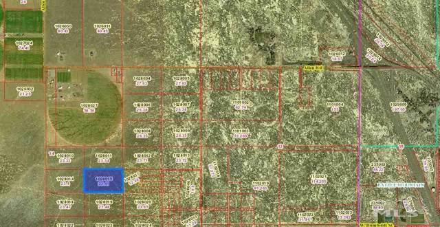 APN 010-280-15 Tbd Painted Sage, Battle Mountain, NV 89820 (MLS #200000972) :: Theresa Nelson Real Estate