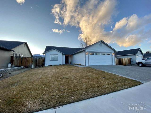 1466 Edlesborough Circle, Gardnerville, NV 89410 (MLS #200000977) :: Chase International Real Estate