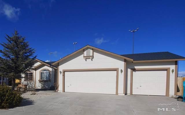 814 Overview Ct, Carson City, NV 89705 (MLS #200000981) :: Ferrari-Lund Real Estate