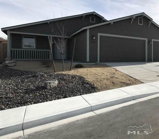 835 Garnet Way Lot # 109, Fernley, NV 89408 (MLS #200001002) :: The Mike Wood Team
