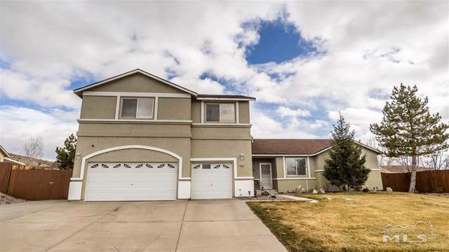 4020 Moriah Drive, Reno, NV 89508 (MLS #200001003) :: NVGemme Real Estate