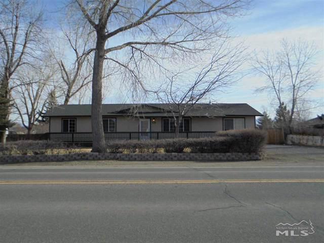 963 Tillman Ln, Gardnerville, NV 89460 (MLS #200001038) :: Ferrari-Lund Real Estate