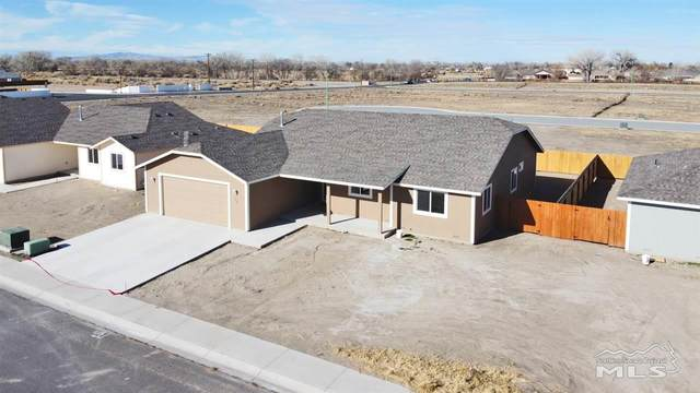 742 Megan Way, Fallon, NV 89406 (MLS #200001040) :: Chase International Real Estate