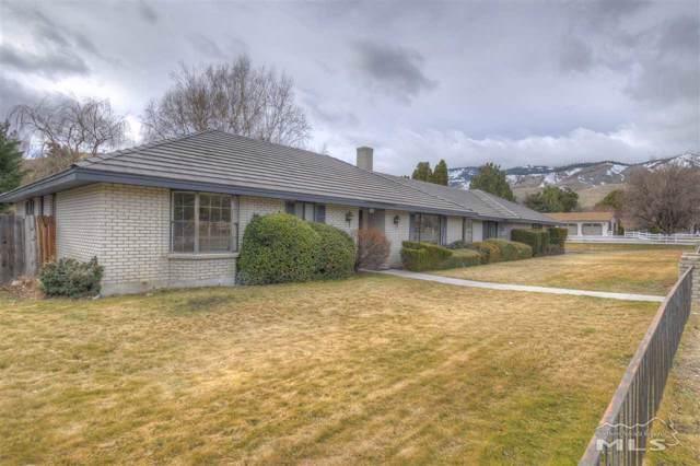 1811 Ash Canyon Road, Carson City, NV 89703 (MLS #200001041) :: Ferrari-Lund Real Estate