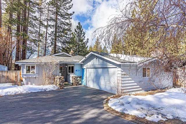 158 Cottonwood Dr., Stateline, NV 89449 (MLS #200001113) :: Chase International Real Estate