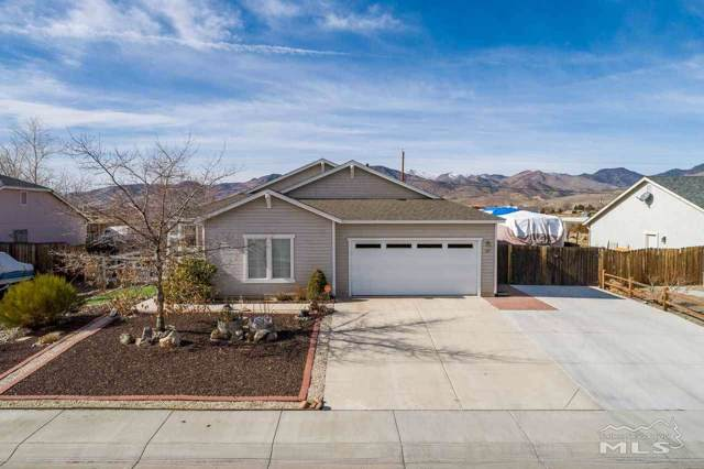 317 Valley Vista Dr, Dayton, NV 89403 (MLS #200001120) :: Chase International Real Estate