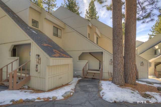 807 Alder Avenue #69, Incline Village, NV 89521 (MLS #200001156) :: Ferrari-Lund Real Estate