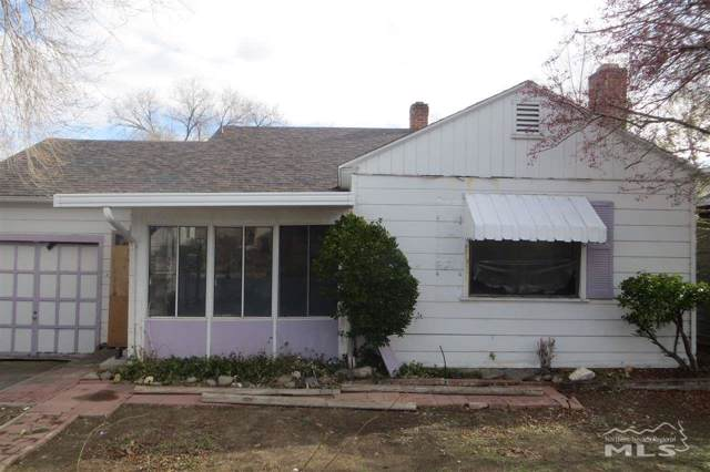 1332 Ralston, Reno, NV 89503 (MLS #200001179) :: Theresa Nelson Real Estate
