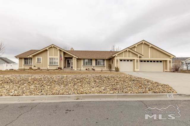 35 Geraldine, Sparks, NV 89441 (MLS #200001189) :: Ferrari-Lund Real Estate