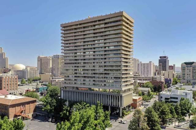 100 N Arlington Ave 7I, Reno, NV 89501 (MLS #200001204) :: NVGemme Real Estate