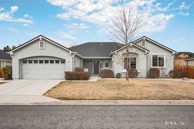 1309 Weizen Drive, Sparks, NV 89441 (MLS #200001221) :: The Mike Wood Team