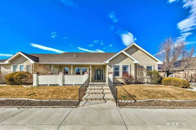 2006 Empire Ranch Road, Carson City, NV 89701 (MLS #200001223) :: Chase International Real Estate