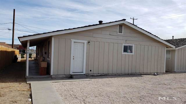 108 Ada Street, Fallon, NV 89406 (MLS #200001236) :: Vaulet Group Real Estate