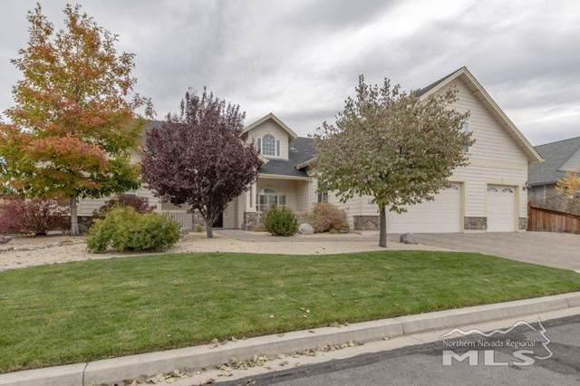 11760 Paradise View Dr., Sparks, NV 89441 (MLS #200001282) :: Ferrari-Lund Real Estate