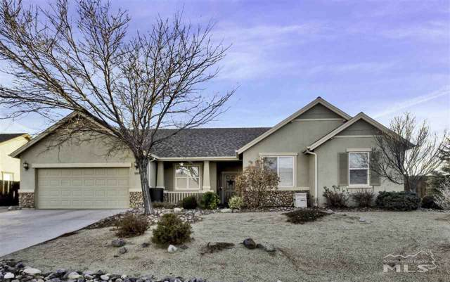 109 Creekside Dr, Dayton, NV 89403 (MLS #200001304) :: Chase International Real Estate