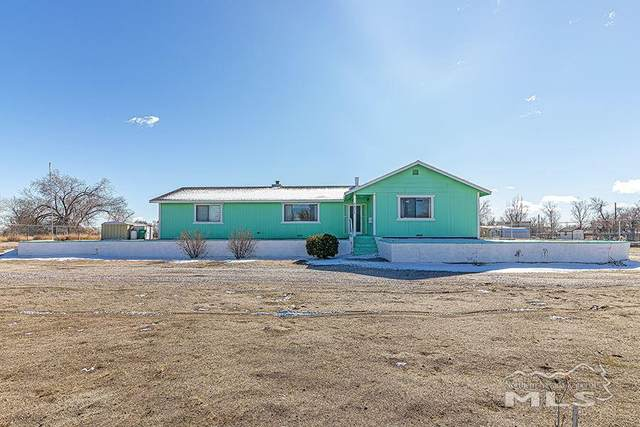 3377 Alcorn Rd., Fallon, NV 89406 (MLS #200001327) :: NVGemme Real Estate