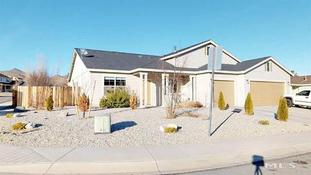 204 Crown Point Dr, Dayton, NV 89403 (MLS #200001364) :: Chase International Real Estate