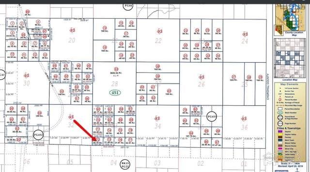 Apn: 21-451-72, Fernley, NV 89408 (MLS #200001386) :: Ferrari-Lund Real Estate