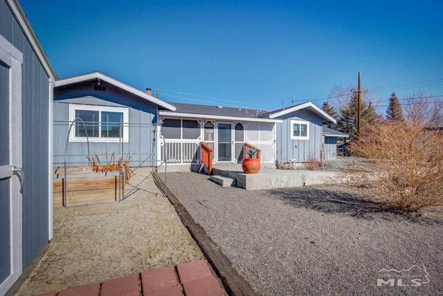 4591 E Nye Lane, Carson City, NV 89706 (MLS #200001400) :: Theresa Nelson Real Estate