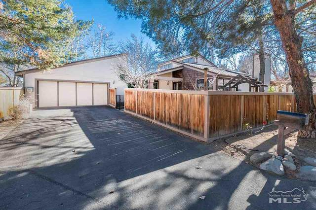 615 E Riverview, Reno, NV 89509 (MLS #200001404) :: Theresa Nelson Real Estate