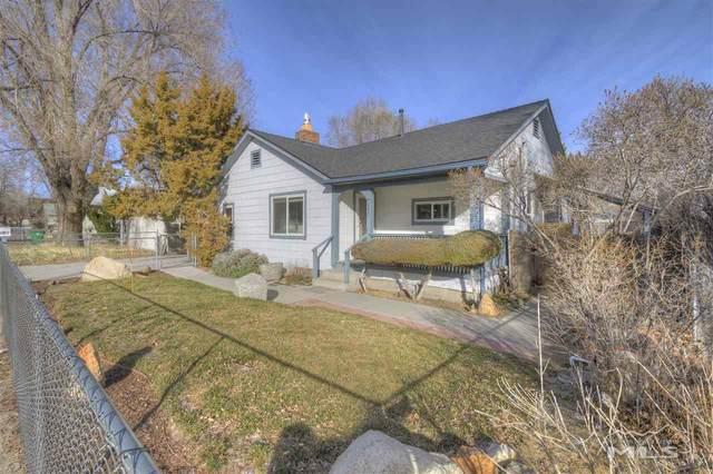 209 N Roop Street, Carson City, NV 89701 (MLS #200001464) :: Ferrari-Lund Real Estate