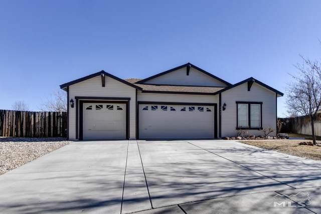 6400 Adobe Springs Ct., Sparks, NV 89436 (MLS #200001465) :: Ferrari-Lund Real Estate