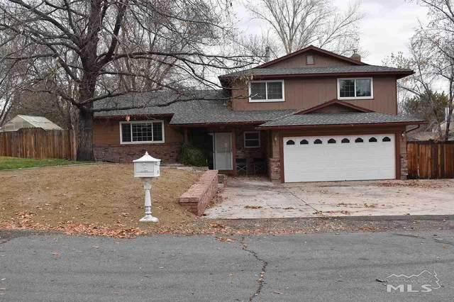 150 Drew Drive, Reno, NV 89511 (MLS #200001471) :: The Mike Wood Team