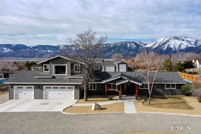 4010 Drake Way, Washoe Valley, NV 89704 (MLS #200001499) :: Harcourts NV1