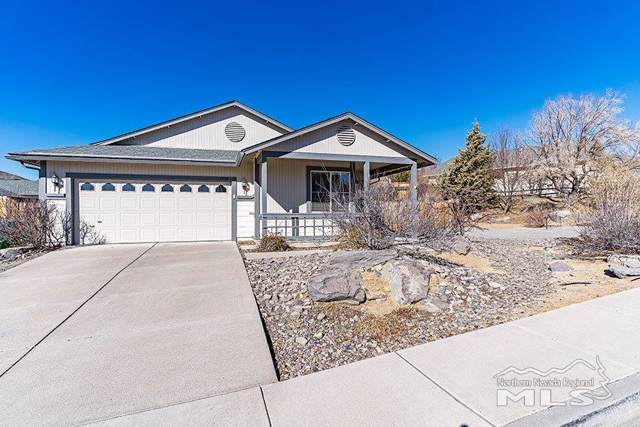 1535 Polo Park Drive, Reno, NV 89523 (MLS #200001518) :: Vaulet Group Real Estate