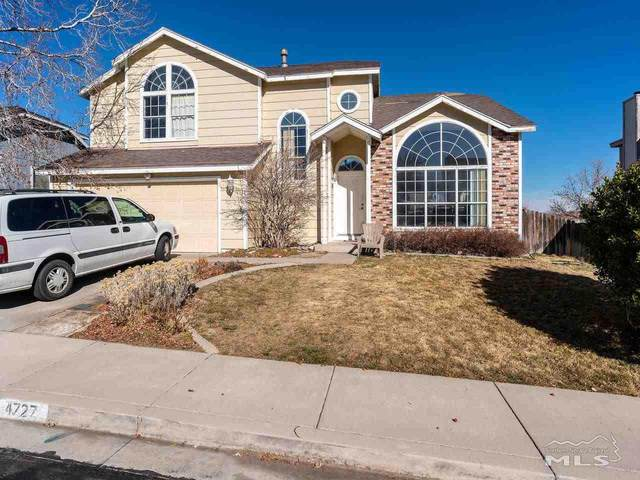 4727 Amber Hill Lane, Reno, NV 89523 (MLS #200001539) :: Vaulet Group Real Estate