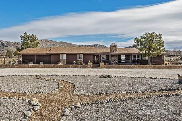 4859 S Edmonds, Carson City, NV 89701 (MLS #200001543) :: Chase International Real Estate