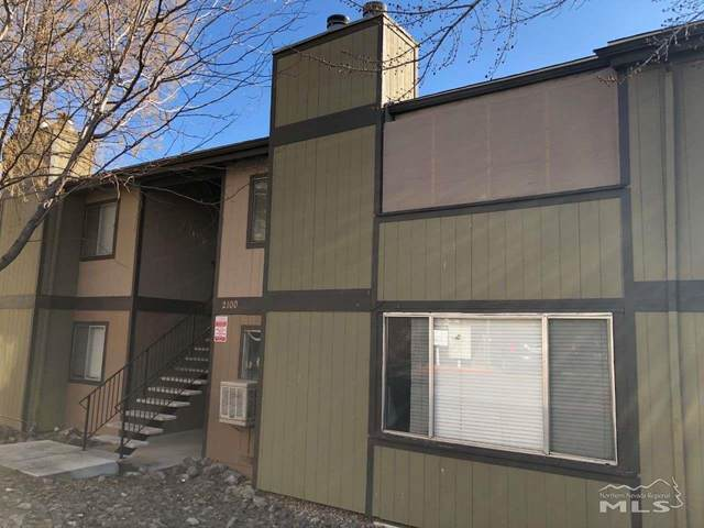 2100 Highview Ct #2, Reno, NV 89512 (MLS #200001565) :: Theresa Nelson Real Estate