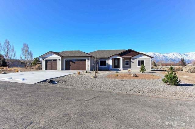 694 Shetland Cir, Gardnerville, NV 89410 (MLS #200001572) :: Ferrari-Lund Real Estate