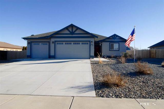 1419 Riverpark Parkway, Dayton, NV 89403 (MLS #200001582) :: Chase International Real Estate