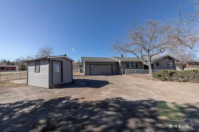 1070 Foothill Rd, Reno, NV 89511 (MLS #200001583) :: Chase International Real Estate