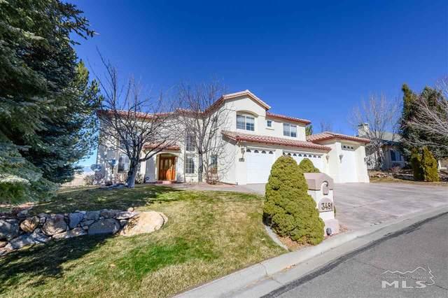 3481 Cheechako, Reno, NV 89519 (MLS #200001594) :: Ferrari-Lund Real Estate