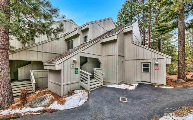 807 Alder Ave #17, Incline Village, NV 89451 (MLS #200001612) :: Ferrari-Lund Real Estate