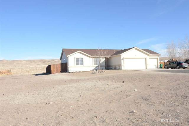 8320 Iroquois Trail, Stagecoach, NV 89429 (MLS #200001627) :: Ferrari-Lund Real Estate