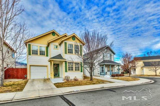 1364 Molly Drive, Carson City, NV 89706 (MLS #200001643) :: Chase International Real Estate